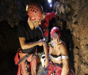Progetto di Rilevamento e Monitoraggio del Dispendio Energetico in Grotta: pubblicati i risultati nella rivista internazionale Plus One