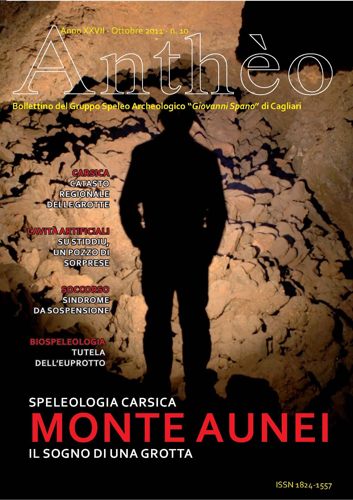 Nuovo Anthèo – n. 10 ottobre 2011