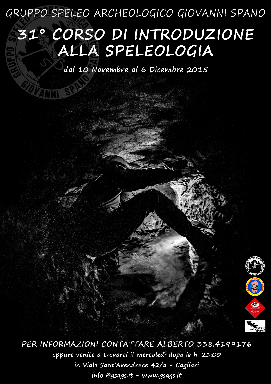 31° Corso di Speleologia di I Livello 2015